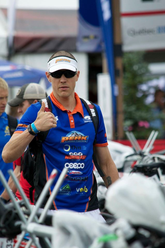 70.3 Worlds Transition prerace