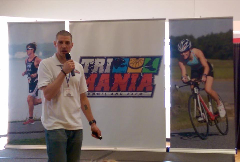 Tri-Mania Presenting